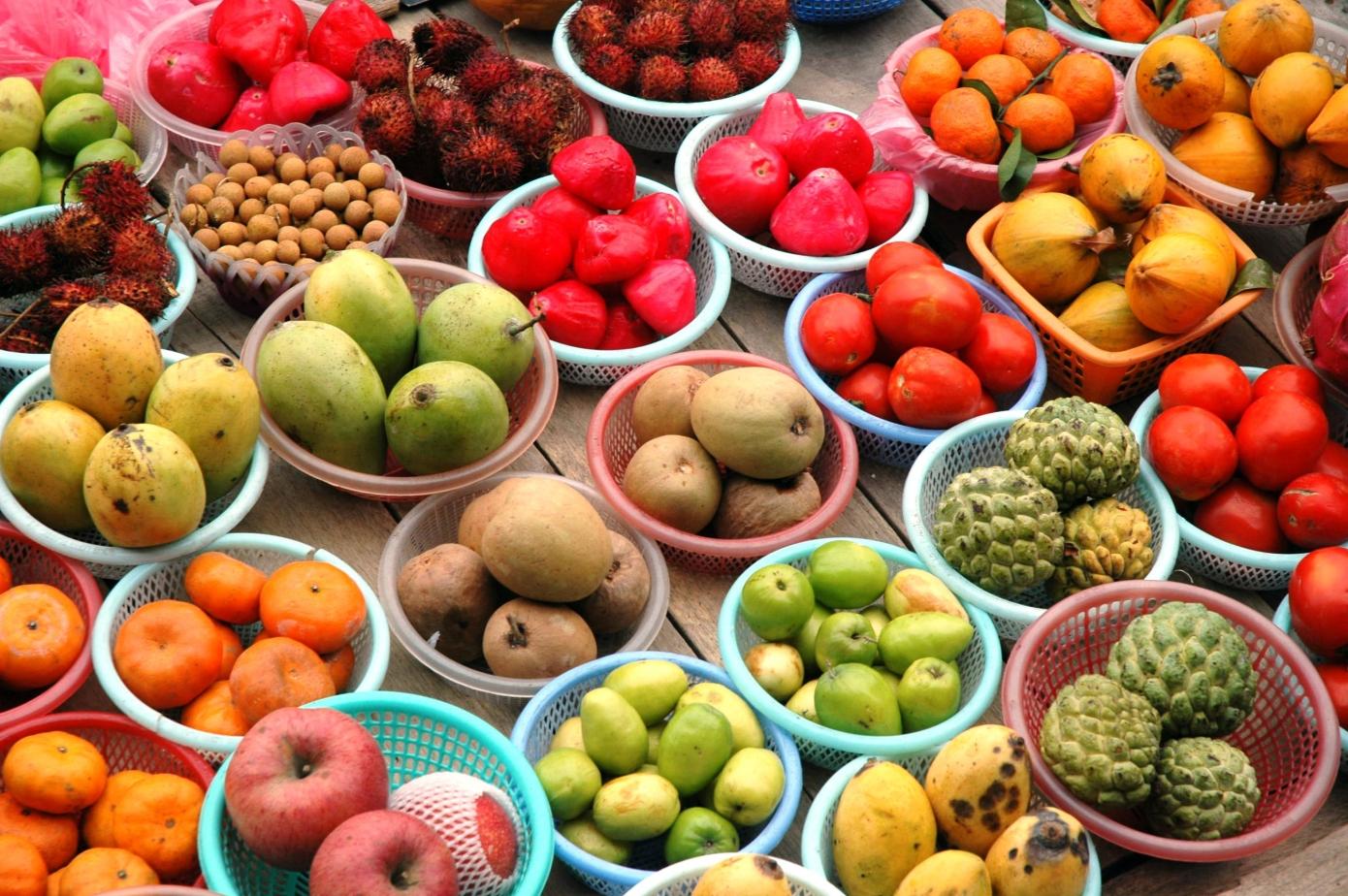 азиатские фрукты фото с названиями голос